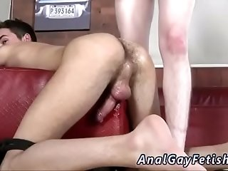 Teen boy gay twink bondage Oli Jay is the kind of enticing sight no