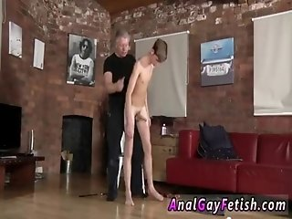 Porn video gay fuck Spanking The Schoolboy Jacob Daniels