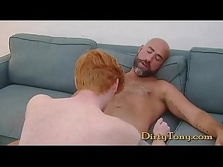 DT Daddy &amp_ Ginger boy